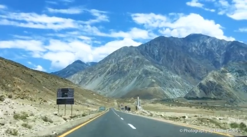 Highway to Hunza