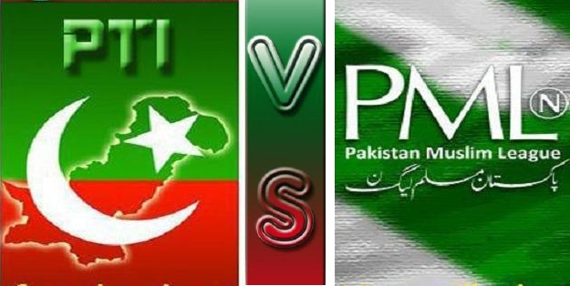 PTI VS PMLN - Election Candidates from Punjab | Mera Watan